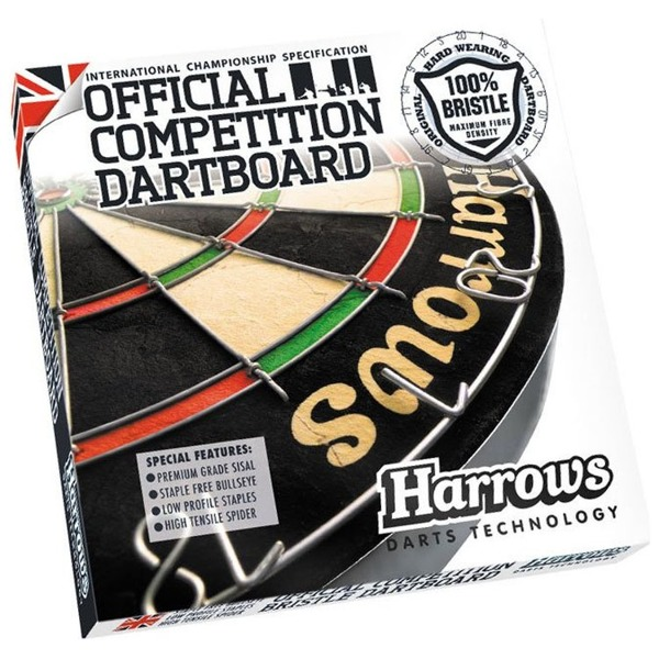 Tarcza do darta Harrows Official Competition sizal